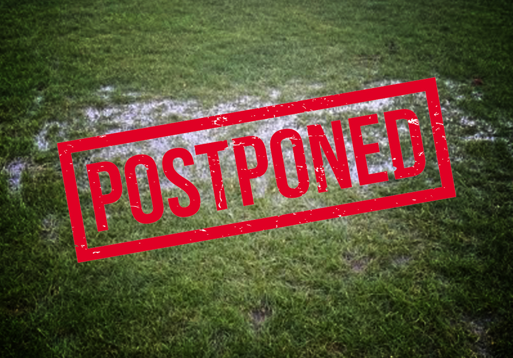 Sefton at Home – Match Postponed