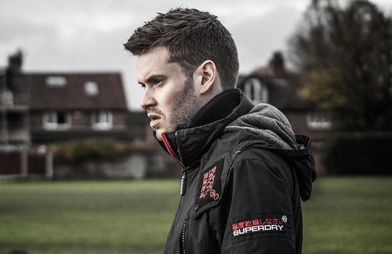 Ben Dawson - Manchester Village Spartans - Inclusive Rugby - Gay Rugby
