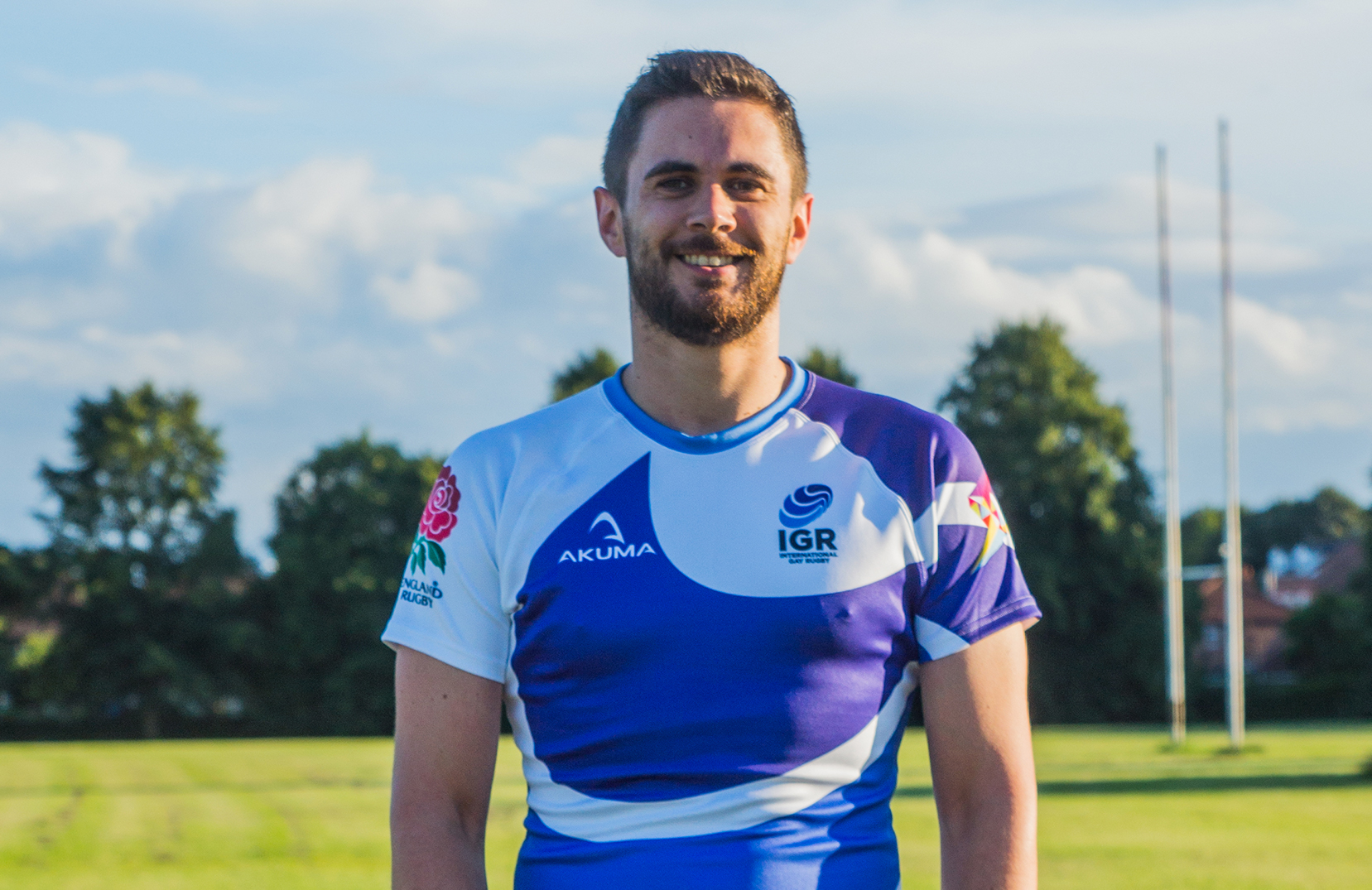 Chris Goodman - Manchester Village Spartans - Inclusive Rugby - Gay Rugby