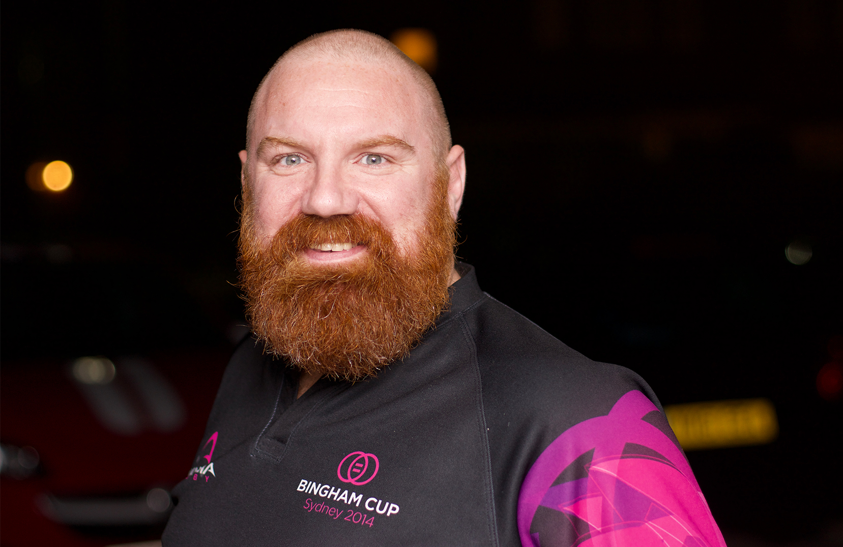 David Fox - Manchester Village Spartans - Inclusive Rugby - Gay Rugby