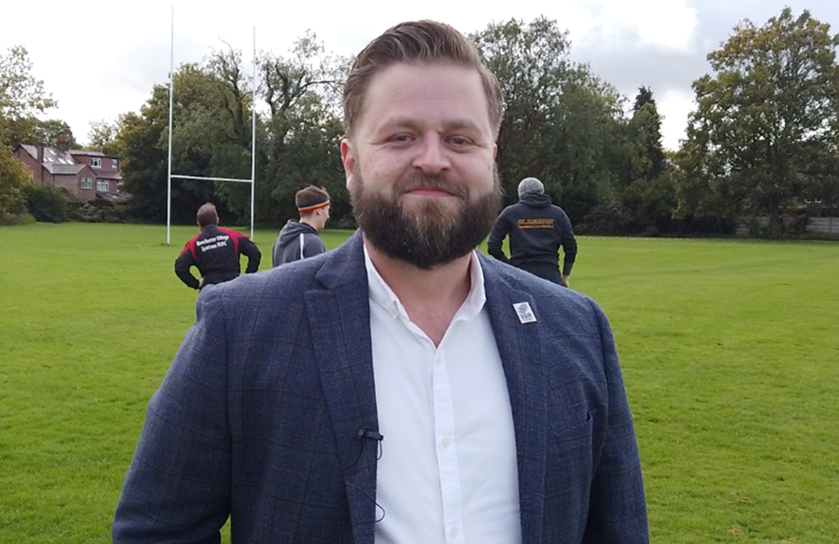 Karl-Ainscough-Gates - Manchester Village Spartans - IGR - Inclusive Rugby - Gay Rugby