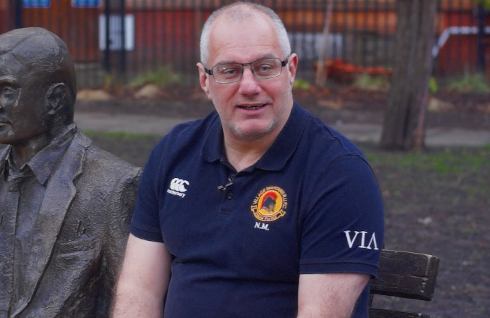 Neil Mason - Manchester Village Spartans - Inclusive Rugby - Gay Rugby
