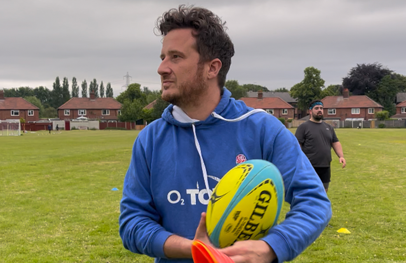 Scott Melville - Manchester Village Spartans - Inclusive Rugby - Gay Rugby