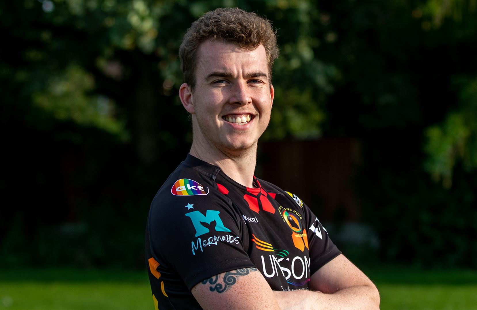 Ian Stodart-Touch Rugby Captain- 2021-22-Manchester Village Spartans